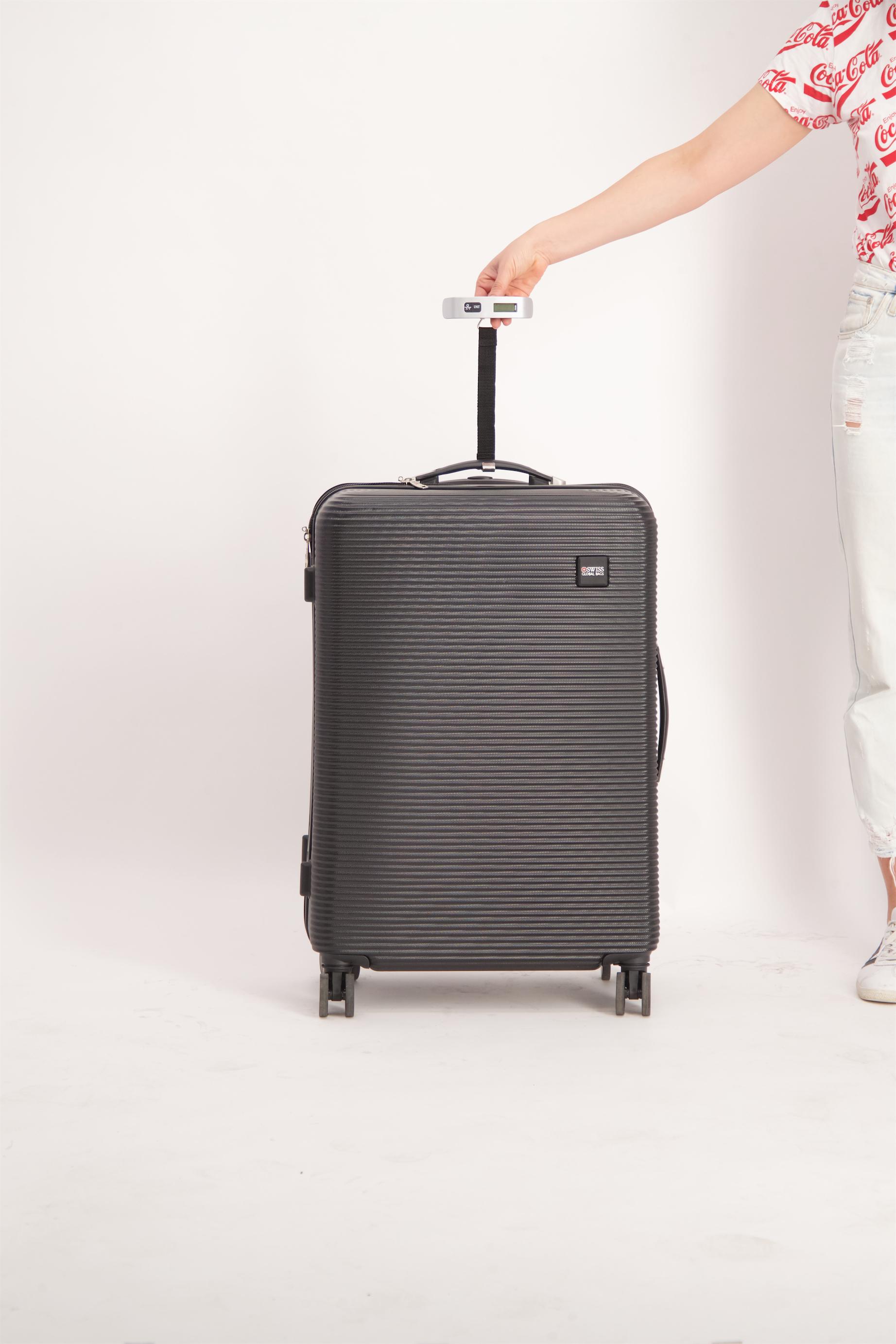 משקל נייד למזוודה