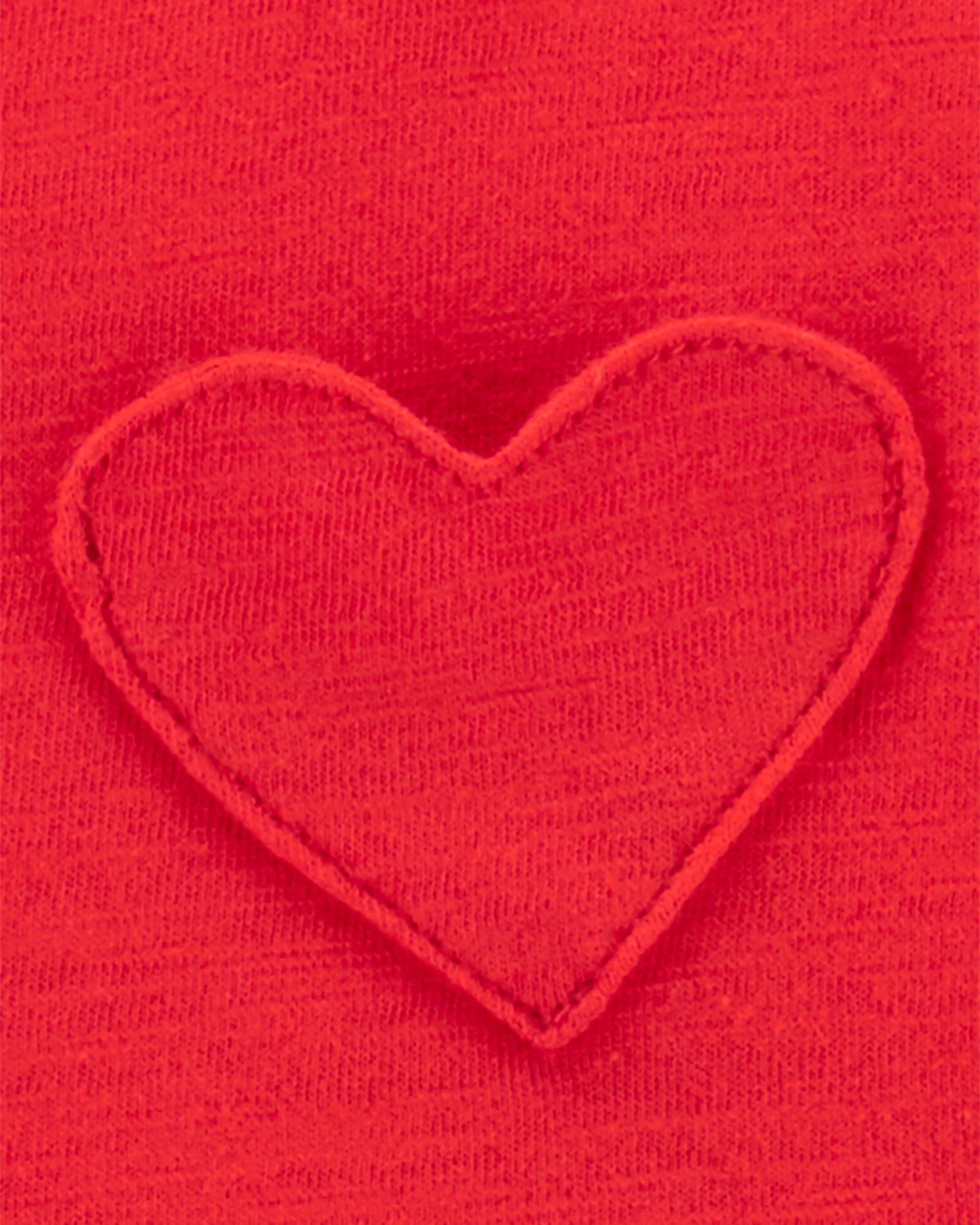 מארז אוברול לבבות ושמלה